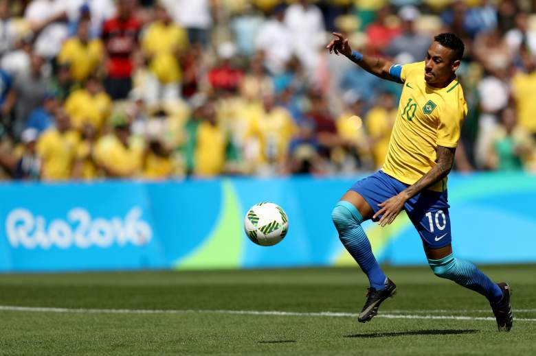 Neymar Net Worth, Neymar Rio Olympics, Rio Olympics, Team Brazil