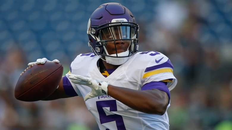 vikings chargers 2016 preseason what tv channel is game on start time