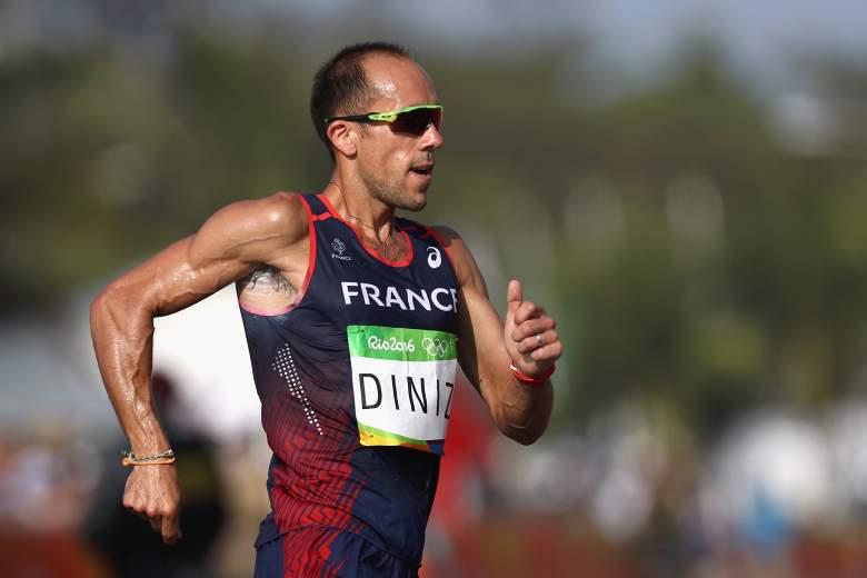 Yohann Diniz, Racewalking, poop racewalker, speedwalker, Rio Olympics