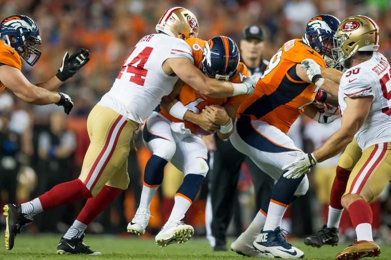49ers vs. Broncos, preseason game, matchup, who won