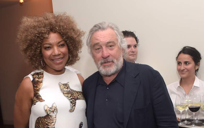 Grace Hightower, Robert De Niro, Robert De Niro wife