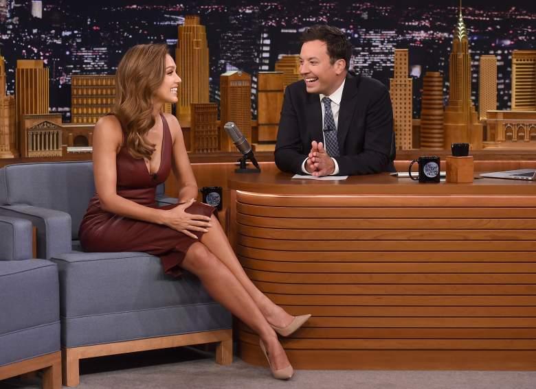 Jessica Alba, Jessica Alba Net Worth, Jessica Alba Tonight Show, Honest Company