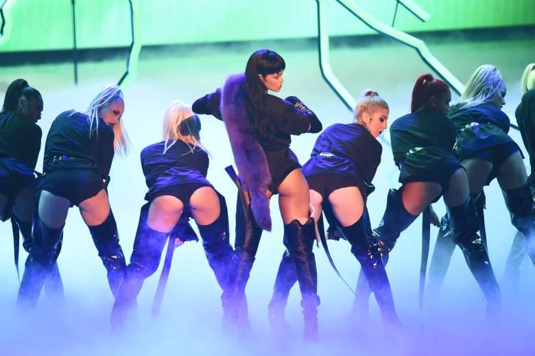 Rihanna, Rihanna VMAs 2016 Performances, Rihanna MTV Video Music Awards 2016, Rihanna VMAs Photos