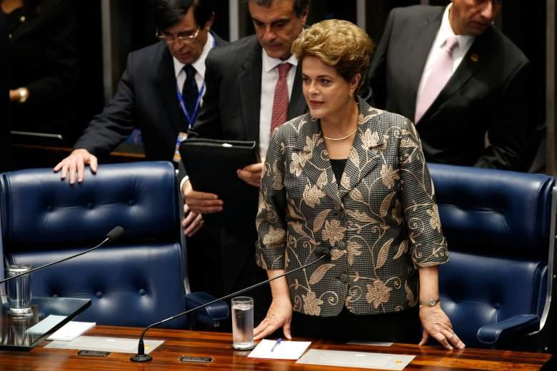 brazil, president, impeach, dilma rousseff, leftist, workers party, communist, socialist