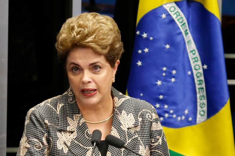 brazil, president, impeach, dilma rousseff,