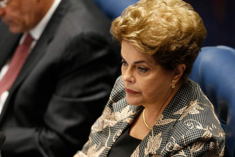 dilma rousseff, brazil president, impeached, resigns, senate, brazil, political corruption