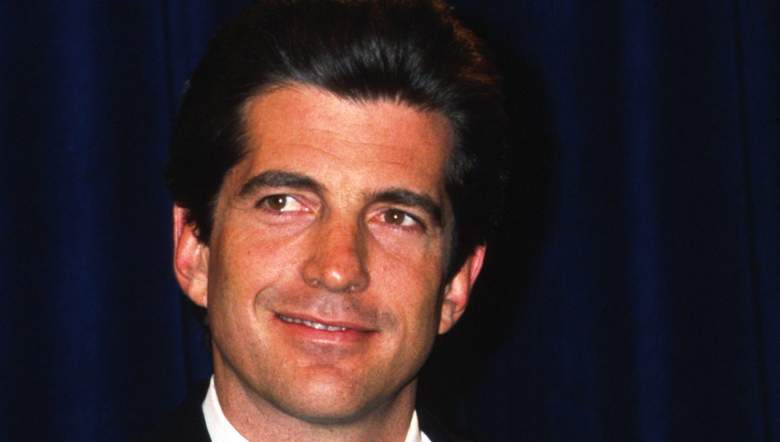 373446 02: FILE PHOTO: John F. Kennedy, Jr. and sister Caroline announces a scholarship to benefit The Jackie Robinson Foundation Schlorship Fund, March 8, 1999 at The Waldorf Astoria in New York City. July 16, 2000 marks the one year anniversary that John F. Kennedy Jr., 38, died in a plane crash off the coast of Martha's Vineyard with his wife Carolyn Bessette Kennedy, 33, and her sister Lauren Bessette, 34. (Photo by George De Sota/Liaison)
