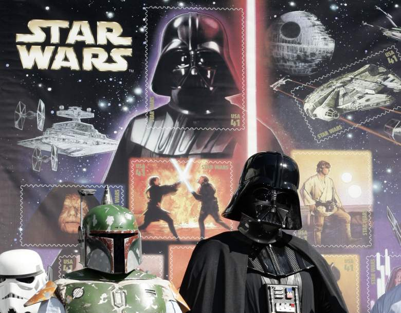 Star Wars 1313, Star Wars, Star Wars stamps, Boba Fett movie