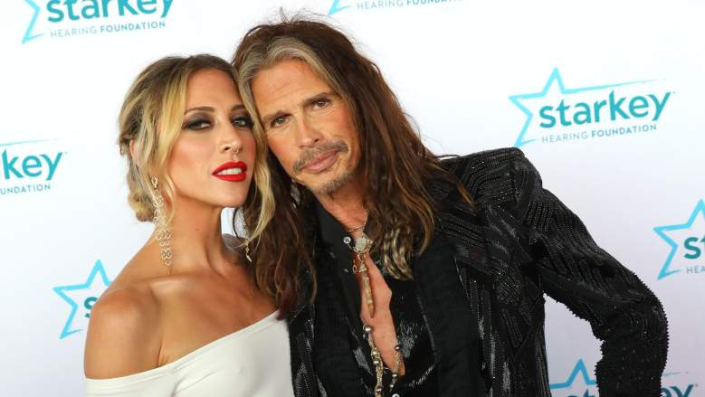 Aimee Ann Preston, Steven Tyler girlfriend, Steven Tyler wife