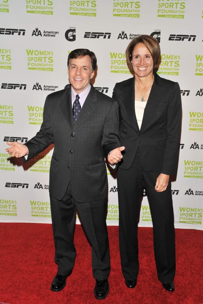 Bob Costas, Mary Carillo