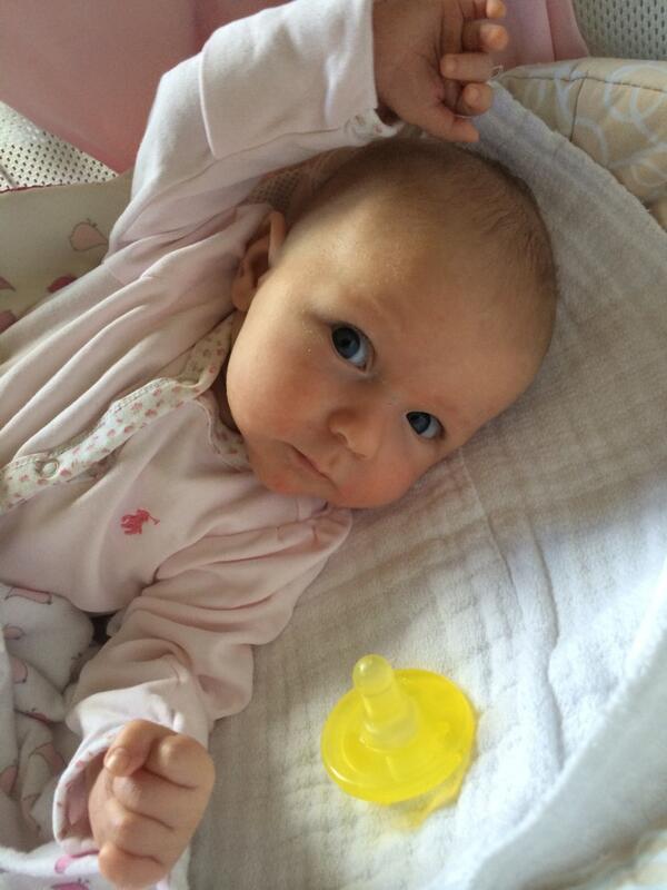 John Krasinski baby, Hazel Krasinski, Emily Blunt baby