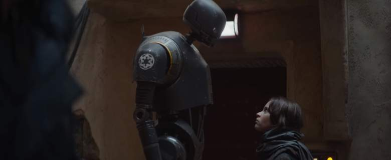 K-2SO, new Rogue One trailer, Rogue One images, Rogue One droid