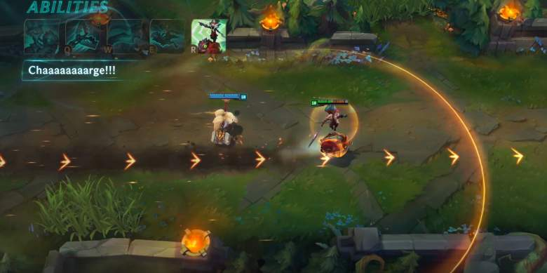 League of Legends, Kled Ultimate