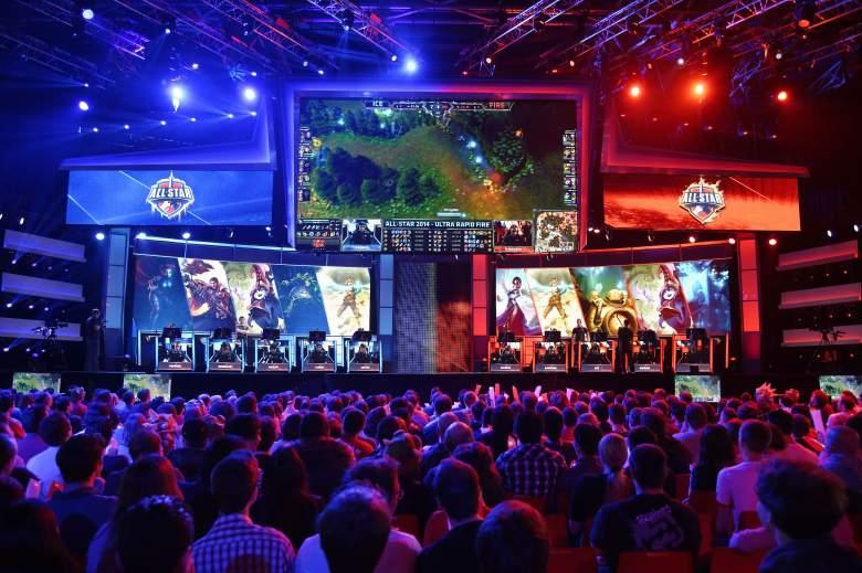 League of Legends, Esports, World Championship