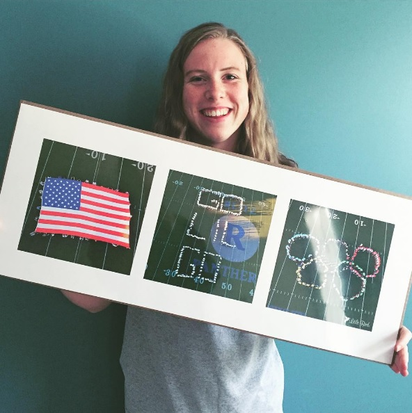 Lilly King, Indiana University, 100 meter breaststroke, Team USA Swimming, Rio Olympics