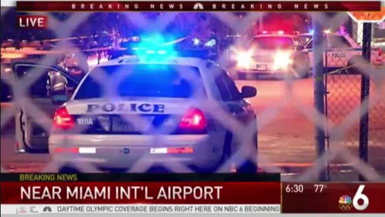 Miami International Airport Shooting