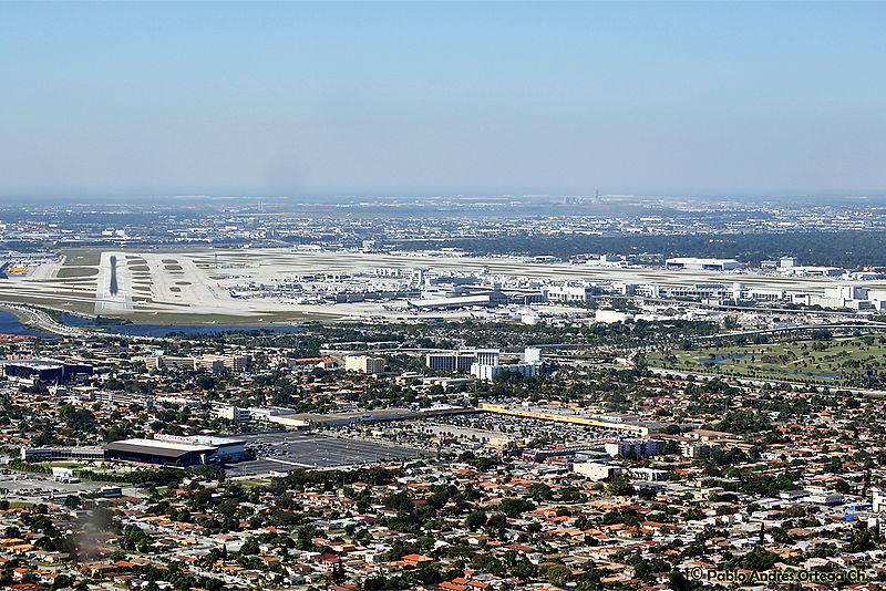 Miami Airport Wikipedia page