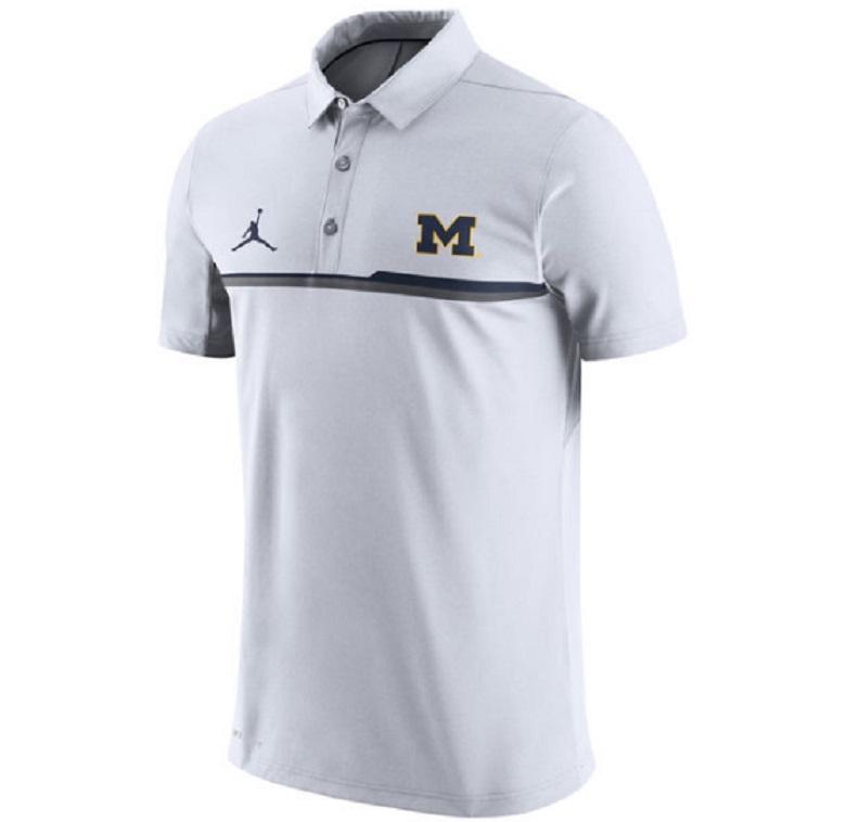 michigan wolverines football nike jordan jumpman gear apparel shirts