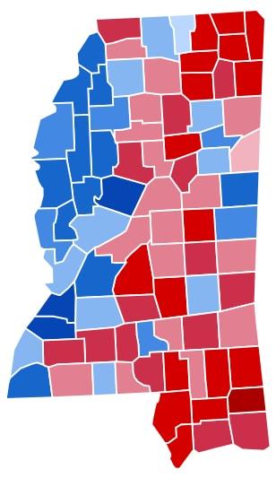 Mississippi 2012 election, Mississippi 2012 election results, Mississippi obama romney