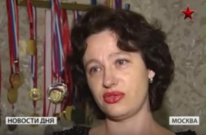Yelena Mustafina