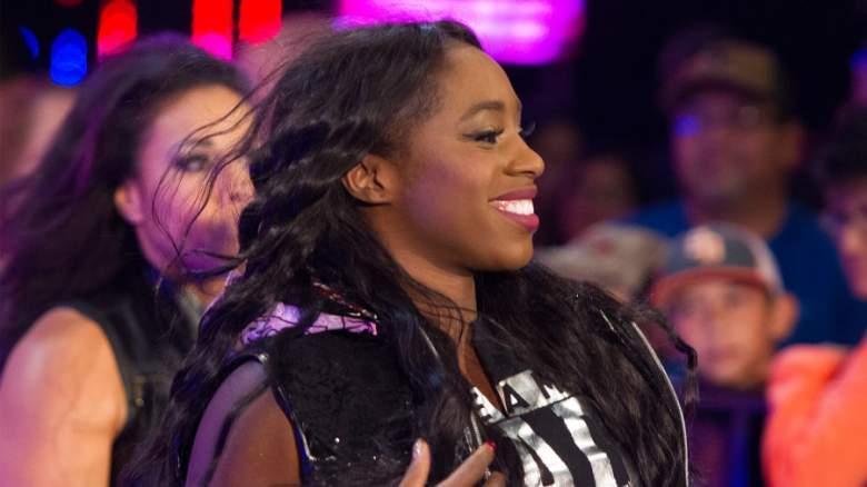 Naomi smackdown, Naomi return 2016, Naomi injury 2016