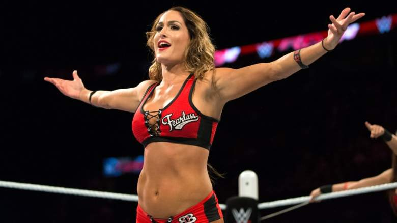 Nikki Bella smackdown, Nikki Bella return, Nikki Bella wwe