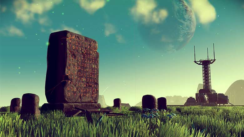 No Man's Sky Update 5 Fast Facts