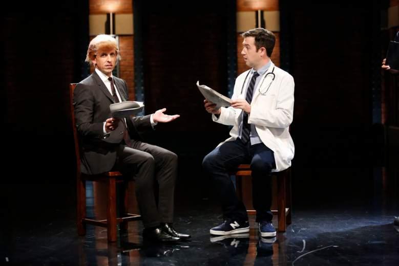 Seth Meyers, Donald Trump, Late Night with Seth Meyers, Donald Trump Seth Meyers