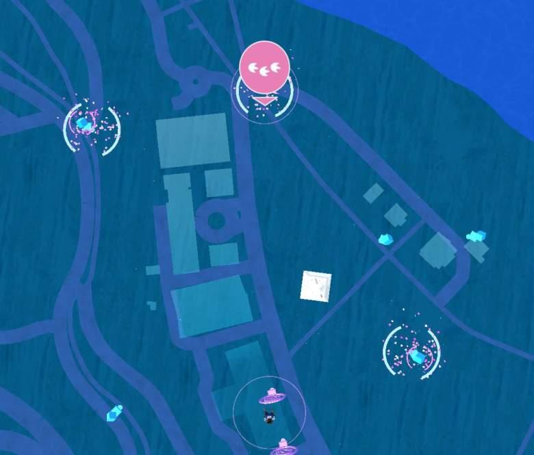 Pokemon Go Nearby tracker, pokemon go nearby map, pokemon go nearby tracker update