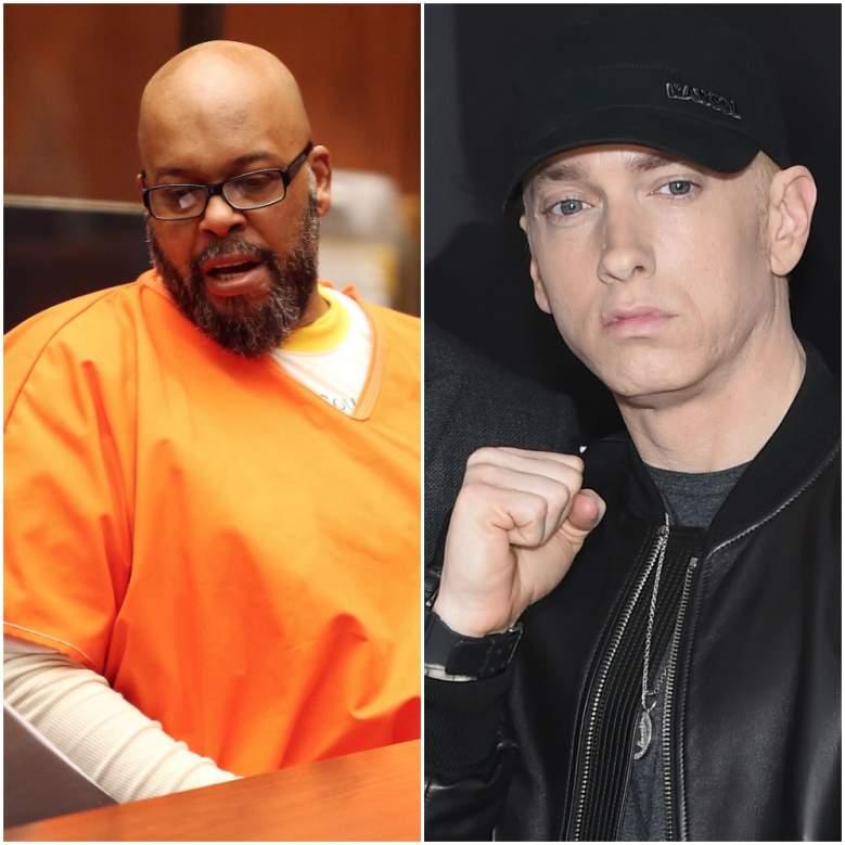 Suge Knight murder Eminem, Eminem Body Guard Big Naz, Suge Knight Jail Sentence, Did Suge Knight Try and Kill Eminem, Suge Knight Killed Eminem