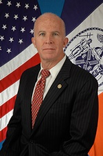 James O'Neill, New York Police Commissioner, NYPD Commissioner