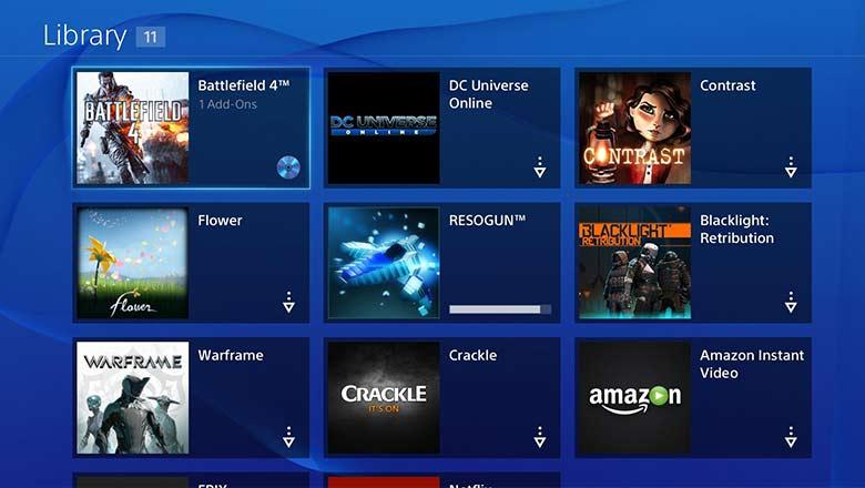 PlayStation 4 Update 4.00