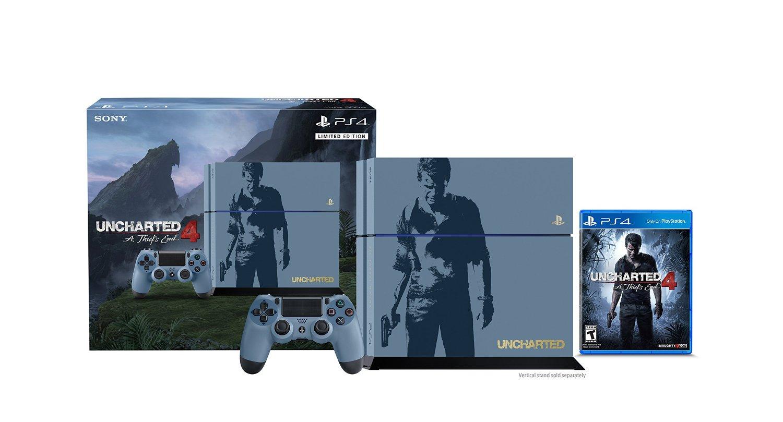 PS4 Bundle Uncharted 4