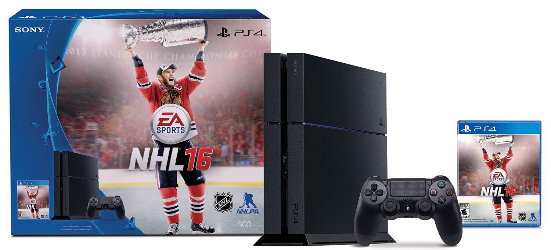 PS4 Bundle NHL 16