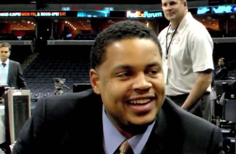 Rick Dwayne Trotter Memphis Grizzlies