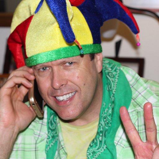 Rob Morrow, Rob Morrow Jester's hat, Rob Morrow Donald Trump