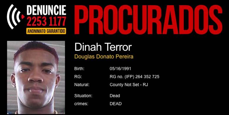 Dinah Terror Jady Duarte