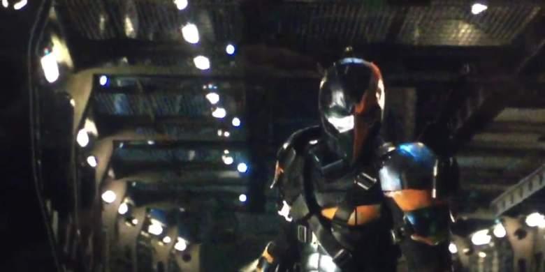 Slade Wilson, Deathstroke, Batman movie villain