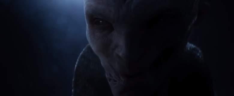 Star Wars villain, Supreme Leader Snoke, Snoke is Jar Jar, Snoke theories