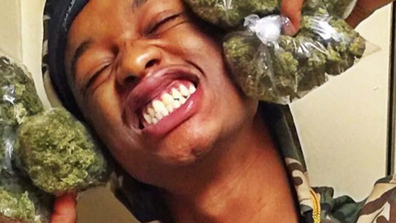 Rapper Swipey Dead