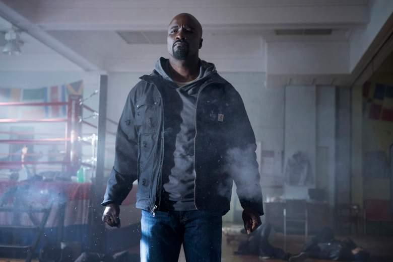 Marvel, Netflix, Luke Cage premiere date