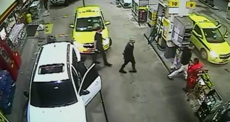 Ryan Lochte, Lochte robbery