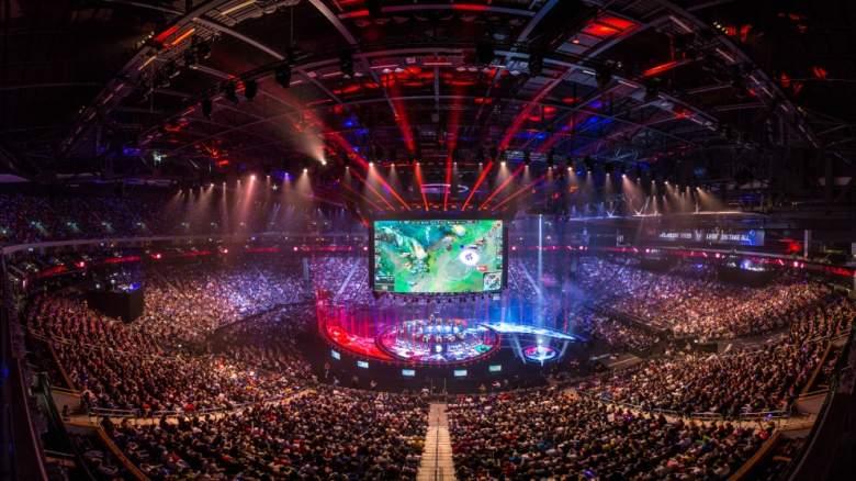 League of Legends 2015 Worlds