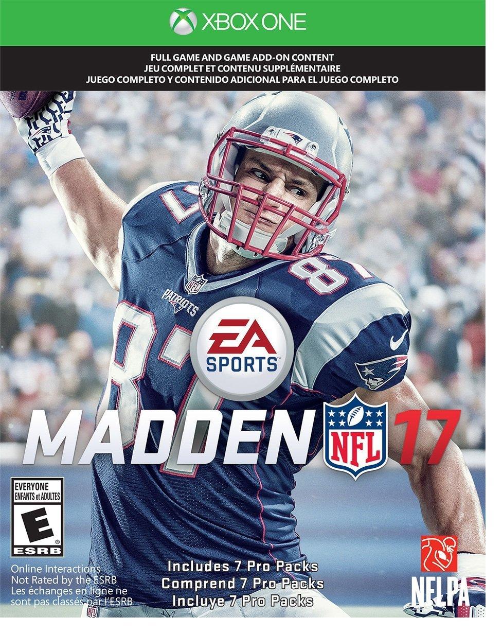 Xbox One S Madden 17