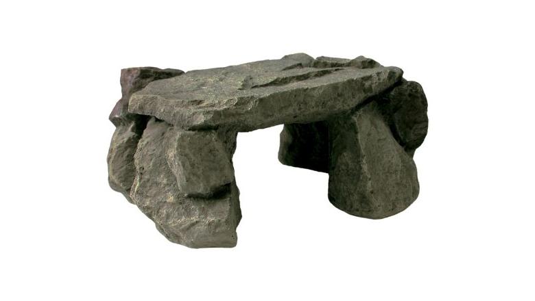 Image of Zilla Reptile Habitat Décor Shale Rock Den