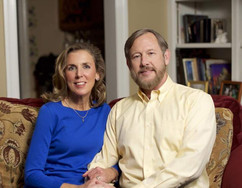 katie mcginty and karl hausker, kathleen mcginty and karl hausker, kathleen mcginty husband