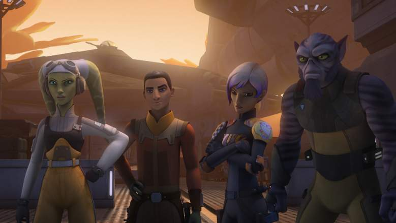 Ghost crew, Ezra Bridger, Star Wars Rebels, Ezra Bridger theories