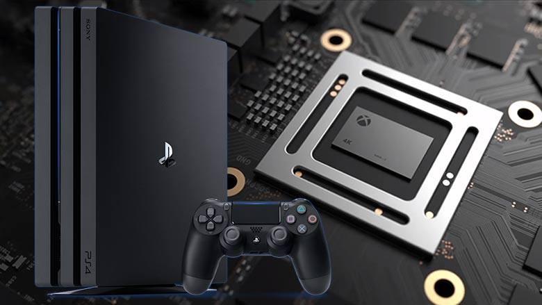 PS4 Pro vs Xbox Scorpio
