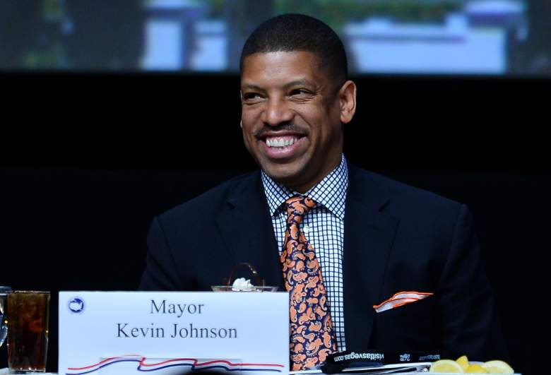 Kevin Johnson US Conference of Mayors