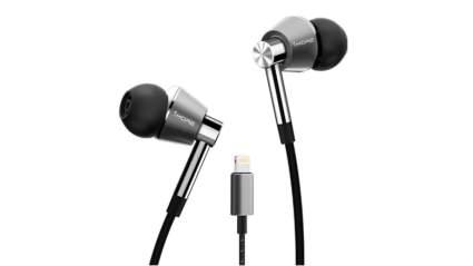 1more triple driver lightning headphones